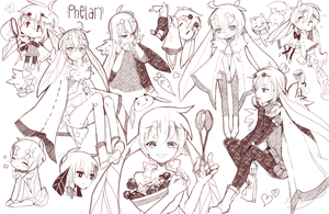 phelan [doodle page] for lorayy by rainue