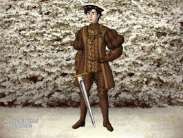 The prince Stefan Marian by pispispis