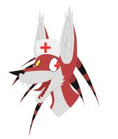 Renard-queenstone vector by THIRDY9