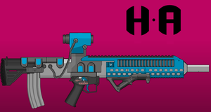 Hydra arms: Space Mace by stealth-ninja-65