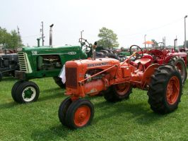 Allis Chalmers CA_Oliver 770 by LDLAWRENCE