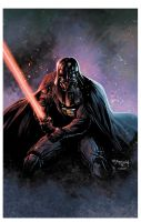 DarthVader Segovia Colwell by JeremyColwell