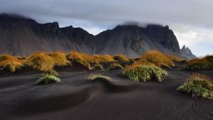 Gloomy Vestrahorn by da-phil
