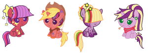 Closed: Twimac adopts by Dellisa121