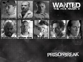 Prison Break Wallpaper by 2k6