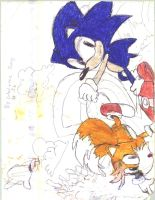 sonic and tails 2 by juicethehedgehog