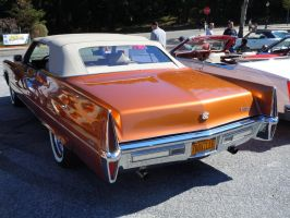 1970 Cadillac Coupe DeVille Convertible III by Brooklyn47
