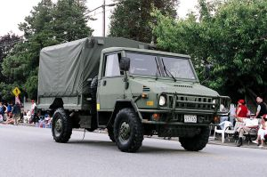 Army Truck by Blinded-Stock