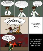 Obligatory Pokemon Comic by SinComics