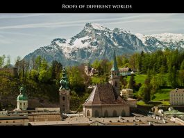 Roofs of different worlds by Gautama-Siddharta