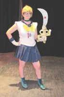 Sailor Uranus Standing Proud by smithers456