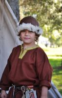 Young viking boy.. by Yunalescie