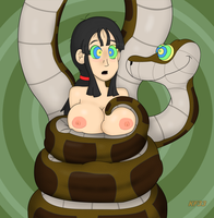 More Kaa and Chichi by kaafan33