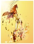 fall fairy by bboypion