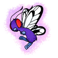 Butterfree by Thunderclap12