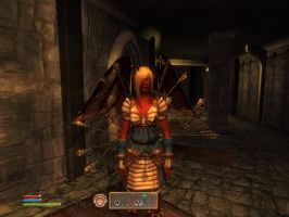 TES: Oblivion - Smiling Pain by BobOfTibia