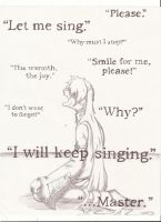 VOCALOID: I WILL KEEP SINGING by chococat830