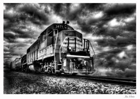 Train's a comin by jmotes