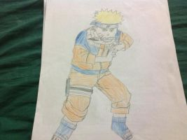 Naruto by fakhri821999