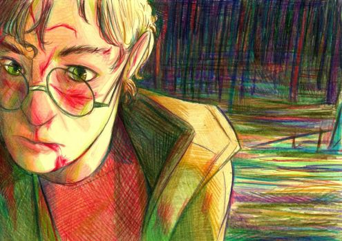 Harry by AliveArsenic