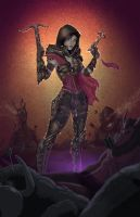 Demon Hunter by JoaoRodrigoBaptista