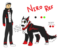 Niro Reference Sheet by Sludgy