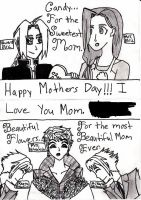 Mother's Day by FullmetalApollo