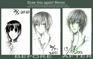 Boy Improvement Meme by KarinPyong