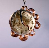 Steampunk pendant 6 by TheCraftsman