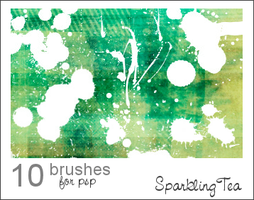 Splatter Brushes by SparklingTea