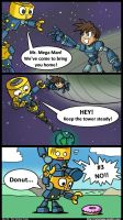 miniMEGA 44 The Tallest Order by kenshinmeowth