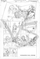 VS page 5 pencils by Maxahiss