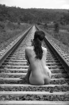 The Tale of The Ghan...... by absolutelyMELANIE