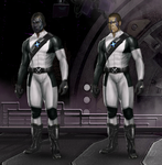 New X.S. Recruits by Swapfire