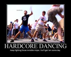 Hardcore Dancing by Felix-L-Gato