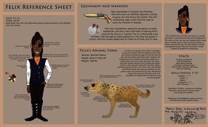 Felix Reference Sheet by isopedia