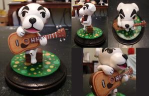 K.K. slider by honeysclover