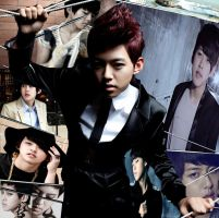 Dongho Wallpaper by KiaLawliet