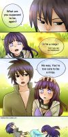 SasuHina Comic ~ Too Cute by ChibiStarChan