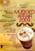 Mugged Poster by zuheltzer
