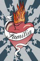 Family Heart by coxao