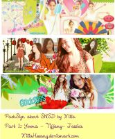 [ PackSign] About SNSD - My best Idol ( Part.1) by XiliaHwang