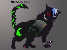 Morgaul The Spike Terror by ShadersHQ