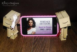 RIP Whitney Houston by Kirsty2010dodgs