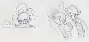 Performer Scratte Doodles by PuccaFanGirl