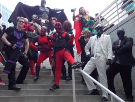 AX2014 - Marvel/DC Gathering: 079 by ARp-Photography