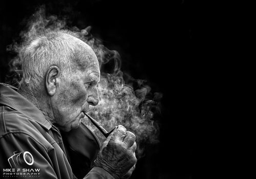 The Smoker by MikeFShaw