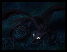 Toothless by Dezilon