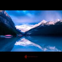 Lake Louise 01 by BrightRedFox