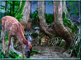 Secret Forest -contest entry by Momma--G